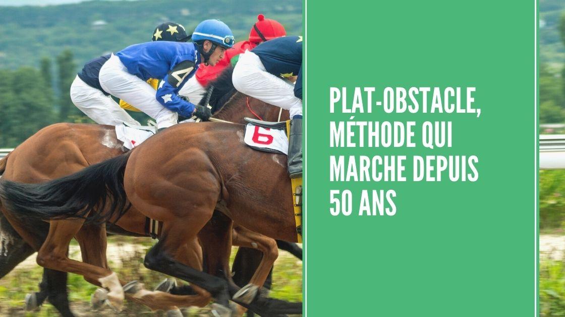 Read more about the article Plat-obstacle, méthode qui marche depuis 50 ans