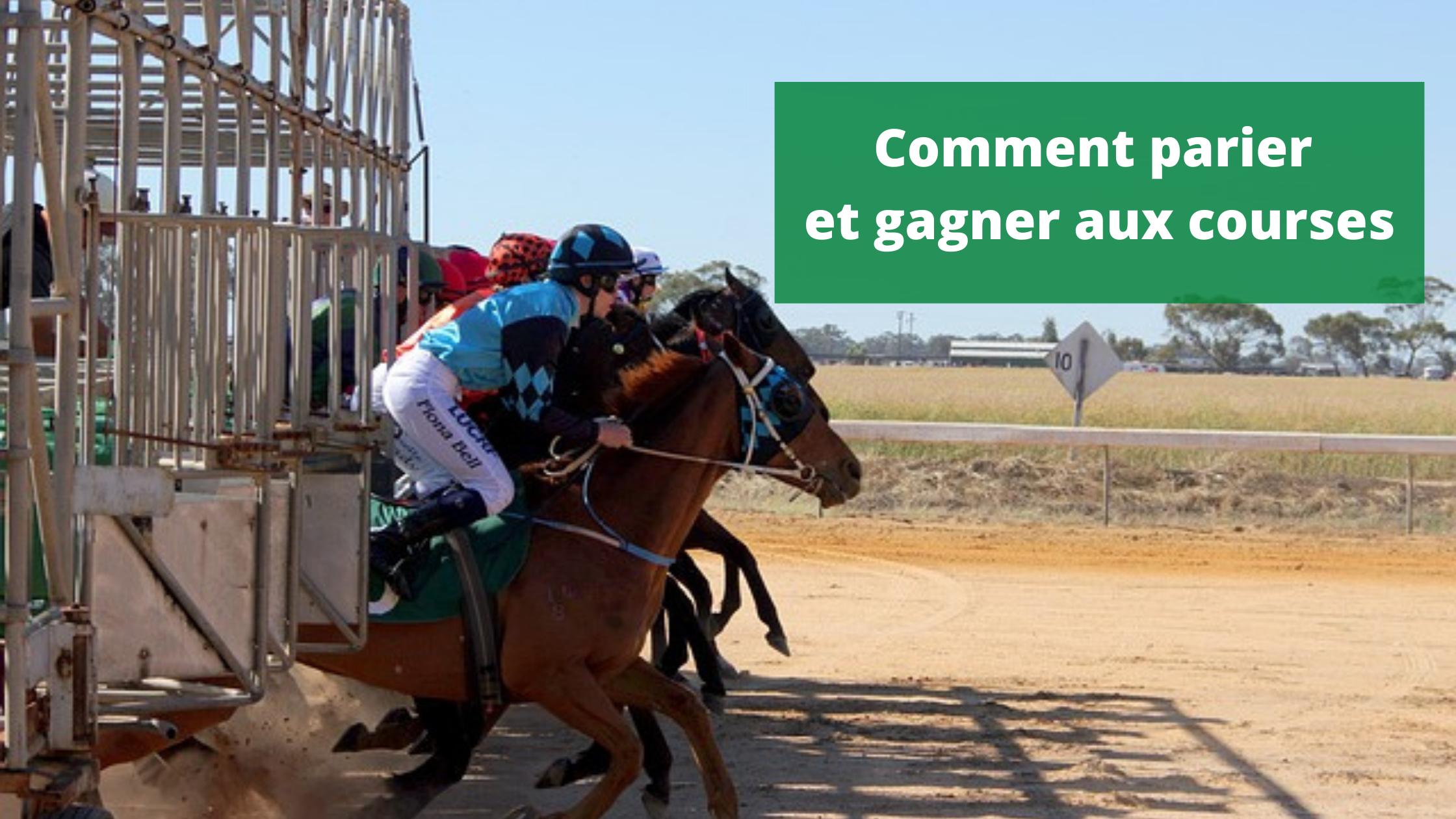 You are currently viewing Guide pour parier et gagner aux courses hippiques
